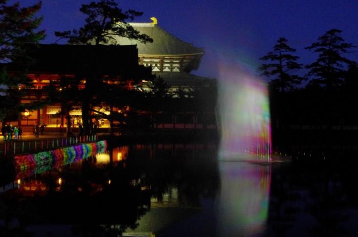 なら瑠璃絵 東大寺