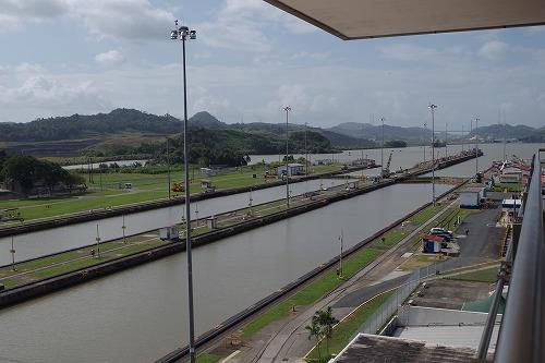 パナマ運河 (14)