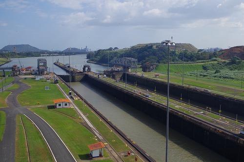 パナマ運河 (15)