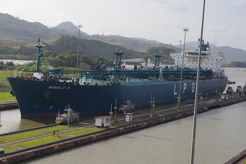 パナマ運河 (17)