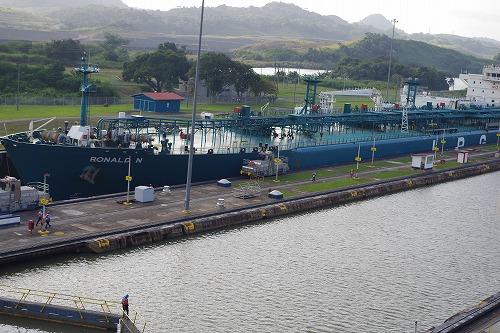 パナマ運河 (18)