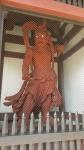 本門寺仁王像 (2)