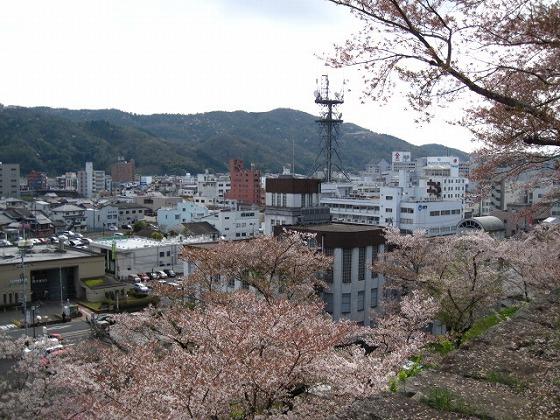 2015春☆津山上・鶴山公園
