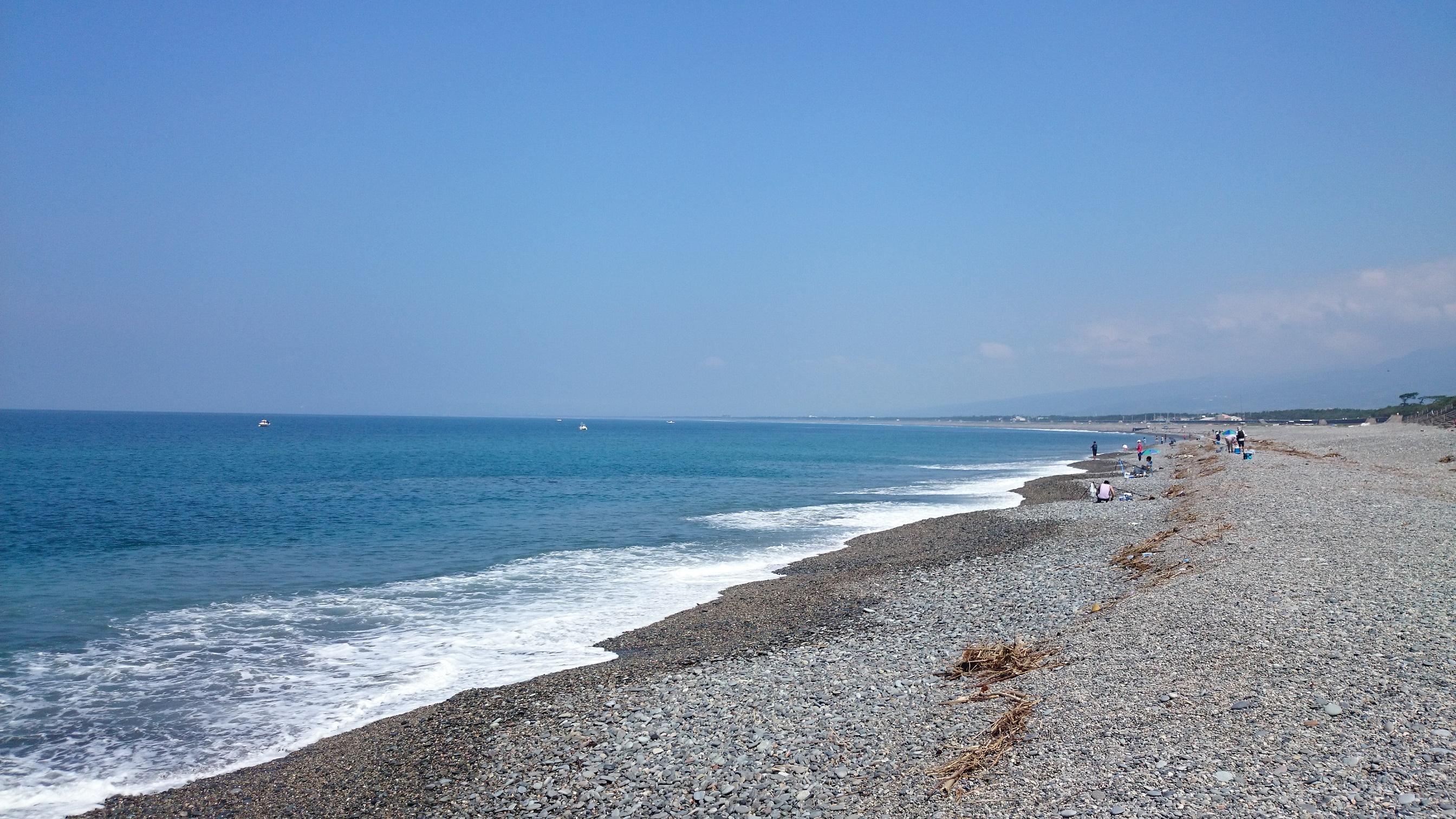 千本浜 風景1