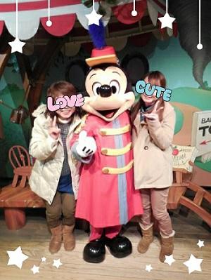 ミッキー(1)