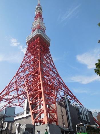 東京タワー(4)