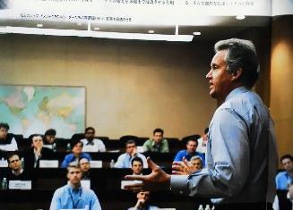 GEのジェフリー・イメルトCEOはリーダーたちに<br />直接語りかけ、変革を浸透させる<