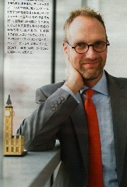 レゴ ヨアン・ヴィー・クヌッドストープCEO(最高経営責任者)