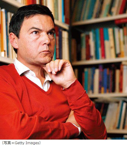 フランスの経済学者、トマ・ピケティ 氏