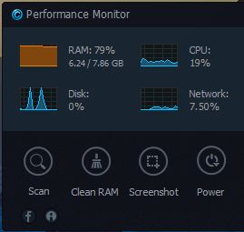 Performance Monitor 2015年1月21日