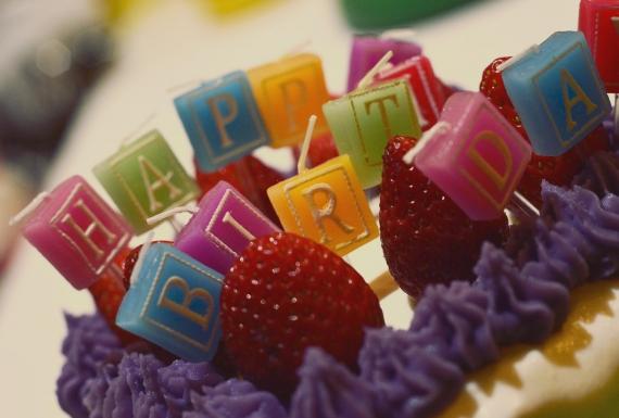 2才ケーキ1