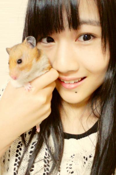 【エンタメ画像】NMB48,【悲報】りなっち愛ハム、ぽぽちゃん天使になる…