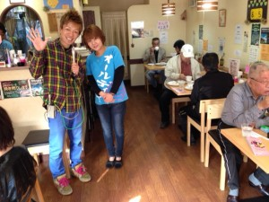 【エンタメ画像】【元NMB】ななたんの両親が経営してるらしきカフェが特集される!!!ww