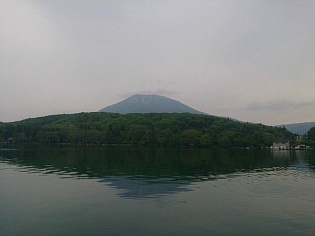 20150518 夕方の黒姫山