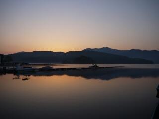 20150527 朝焼け