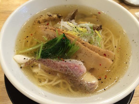 壱麺塩の入江