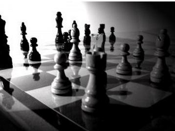 チェス 会話 空気