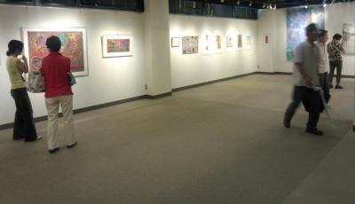 ヨコスカ平和美術展 2015