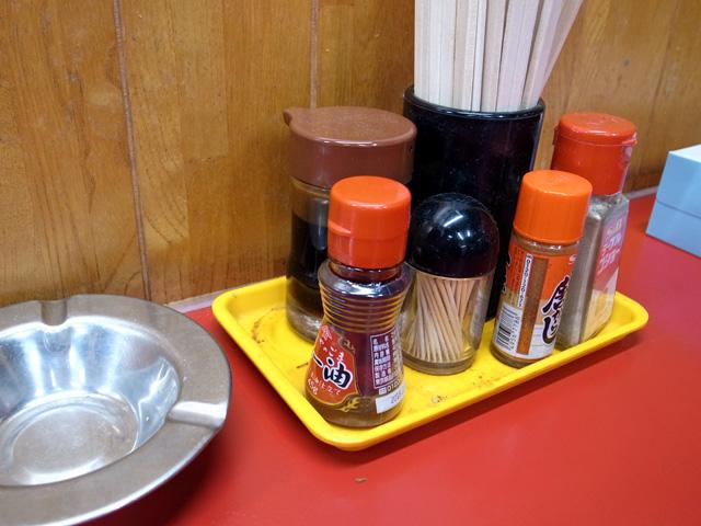テーブル調味料