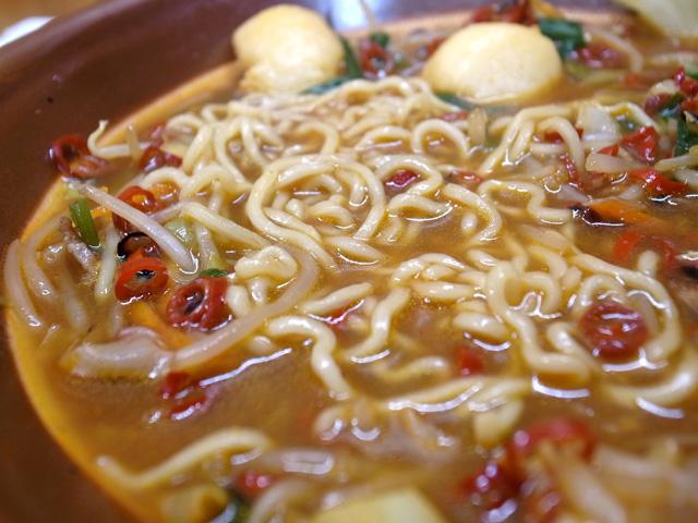 ベトコンラーメン(ベトみそ)(普通?)麺
