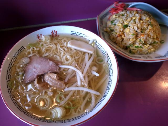 拉麺・炒飯