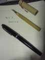万年筆教室