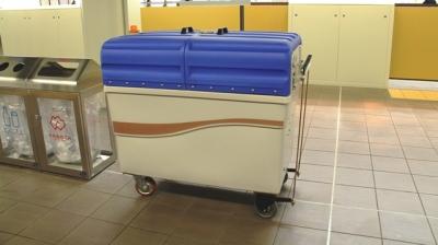W7系デザインの台車