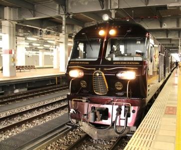 ななつ星機関車DF200-7000