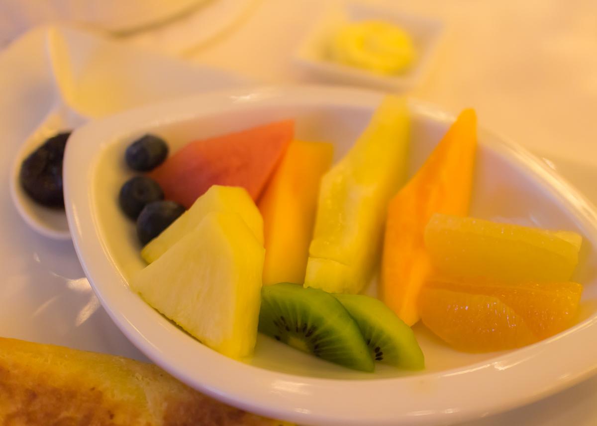 オーキッドルームのフレンチトースト(7)