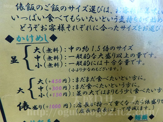小金井デカ盛り俵飯日替わりランチジャージャー飯045