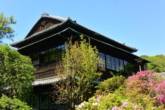 妙寿寺 庫裏