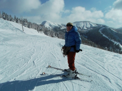 万座スキー