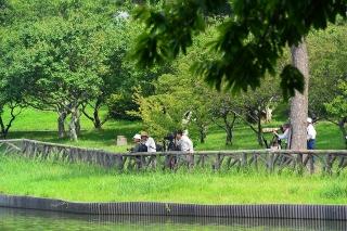 南公園 バードウォッチング