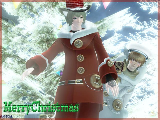【PSO2】クリスマス1