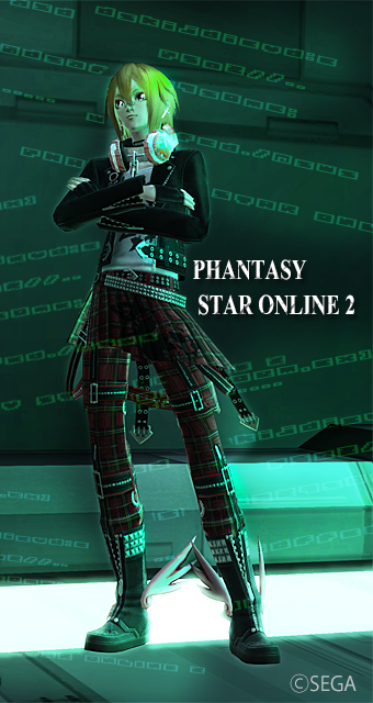 【PSO2】祝新しいPCで編集!