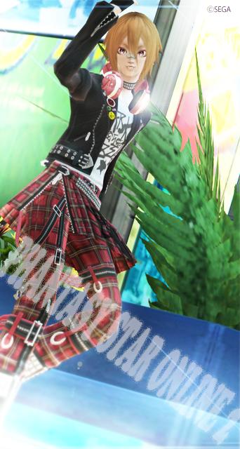 【PSO2】ダンス!!
