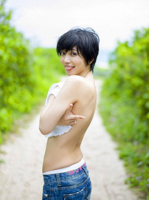 遠藤久美子36歳 復活