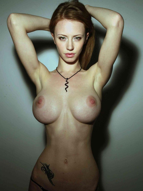 美しいくびれをお持ちの外国人美女ヌード画像29枚