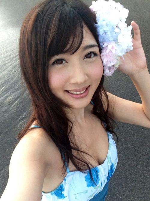 AV女優・大槻ひびき「カラダを触る時は優しく触ってほしいの」