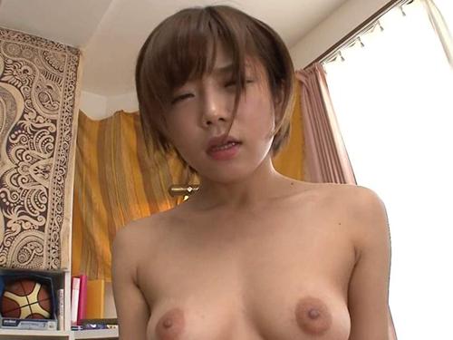 ロリ天使「紗倉まな」のプリップリな生尻をシャブりつくすセックス画像