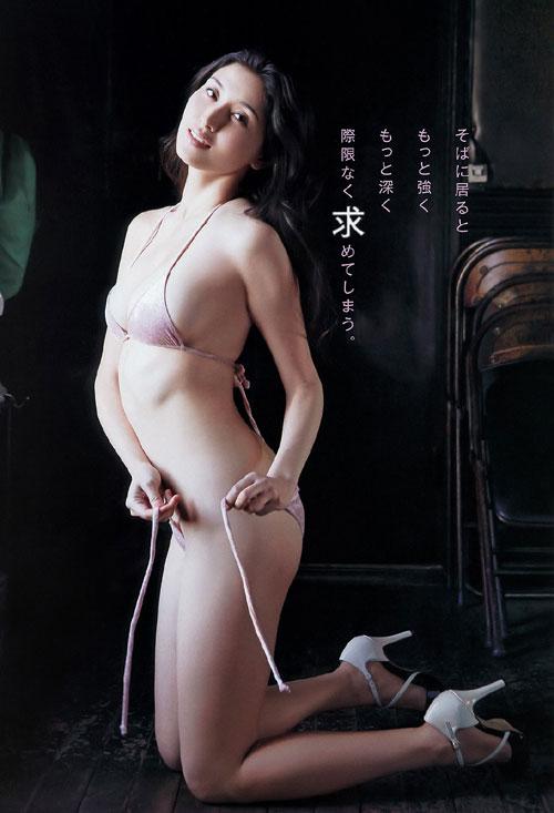 橋本マナミのGカップのおっぱい37