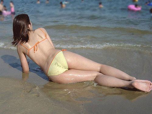3次元 一般人女性の水着姿ってなぜか凄くそそるよな! 32枚