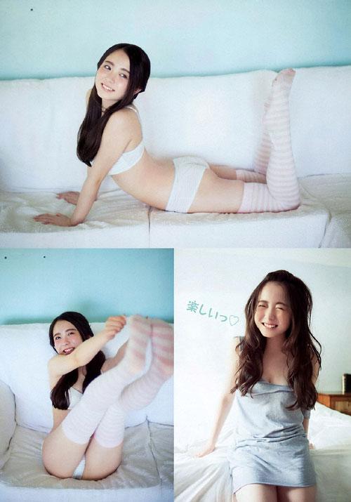 中野佑美16歳Gカップのおっぱい7