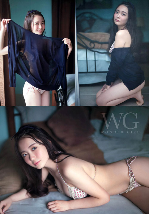 中野佑美16歳Gカップのおっぱい14