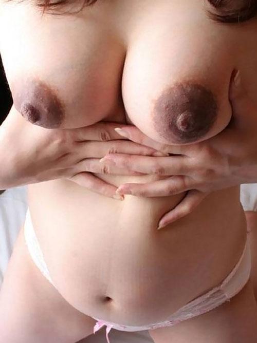 妊婦さんのお腹とおっぱいに超興奮13