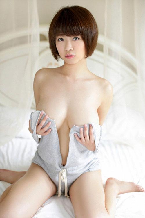 菜乃花のIカップおっぱいポロリ14