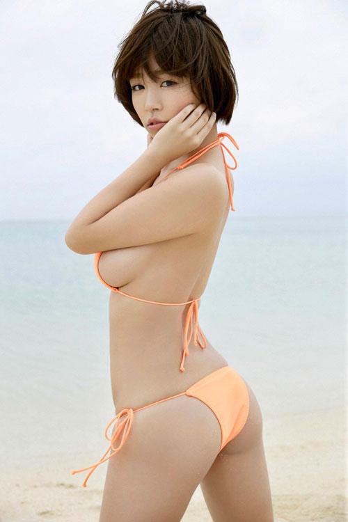 菜乃花のIカップおっぱいポロリ25