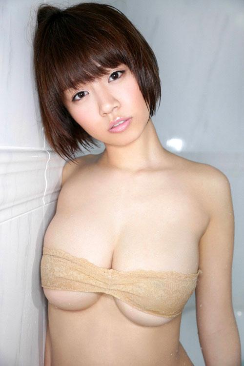 菜乃花のIカップおっぱいポロリ34