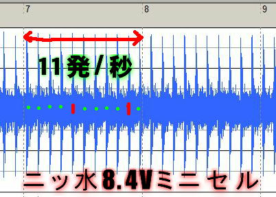 HK416_ニッ水ミニセル秒間11発