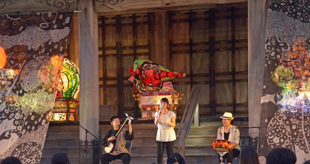 D70_4711夕焼けコンサート